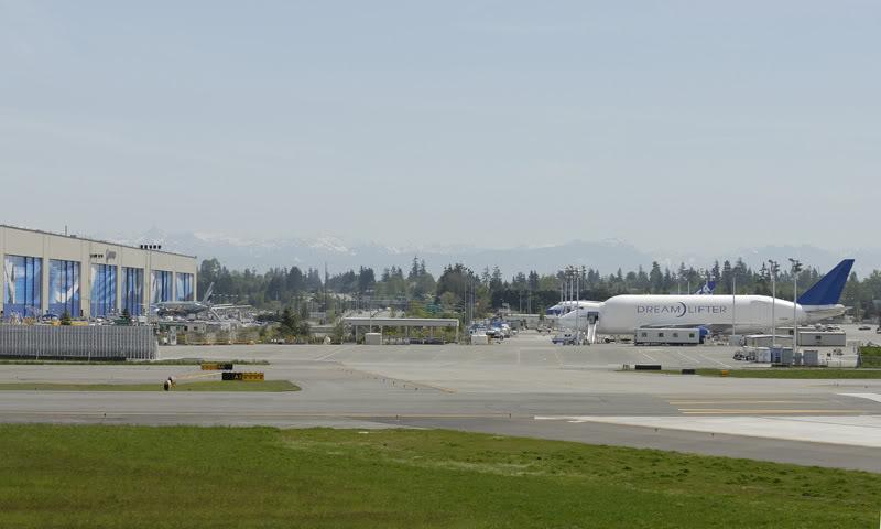 Paine Field - Everett, Washington State (PAE / KPAE) 6655d74c