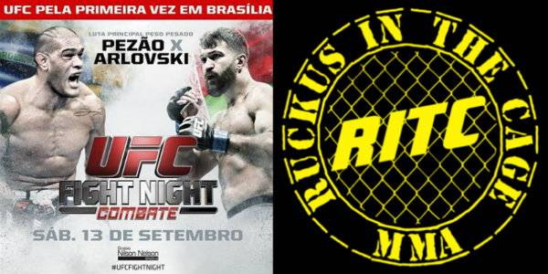 Interesting fact about the Sept 13th card in Brazil (UFC FN 51) UFC-FN51_zps4cf64bd3