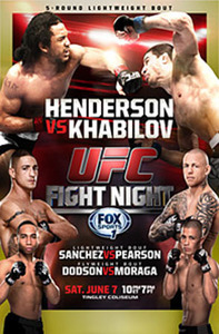 UFC Fight Night 42: Henderson vs. Khabilov Results & Bonuses UFCFightNight42Poster_zpsd6afb125