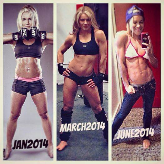 Which 2014 Felice Herrig 'Look' is Your Favorite ? 10390285_732713243433789_4504975680575168596_n_zpse5e9095e