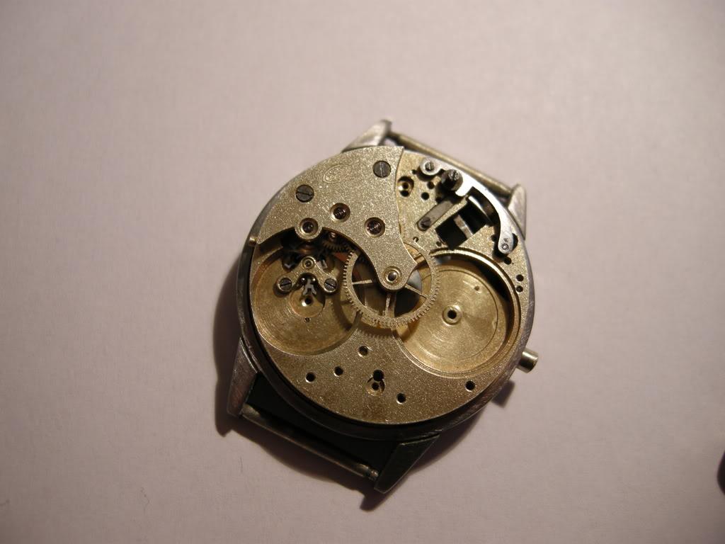 Révision d'une montre de poilu Cortébert DSCN0580
