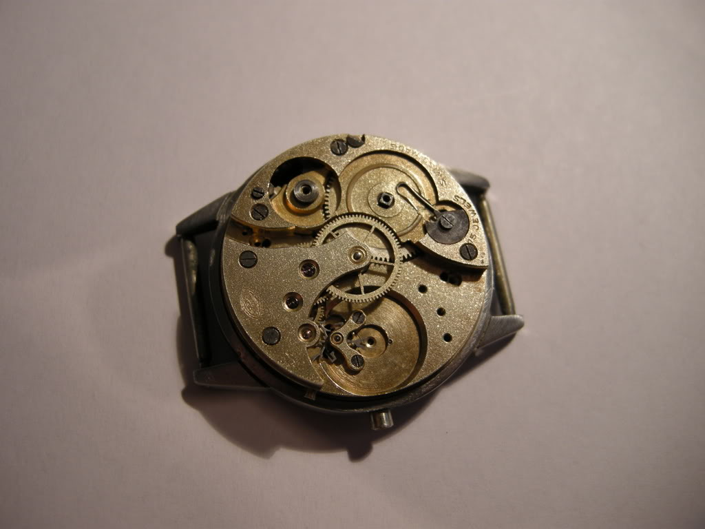 Révision d'une montre de poilu Cortébert DSCN0586