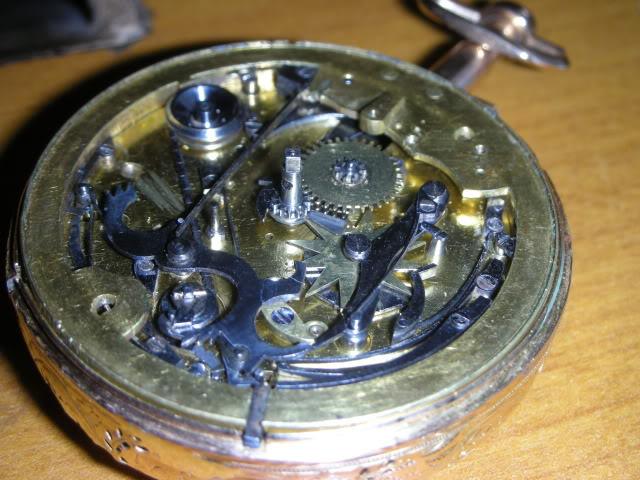 cloche - Restauration complète d'une montre à sonnerie sur cloche en images  DSCN2885