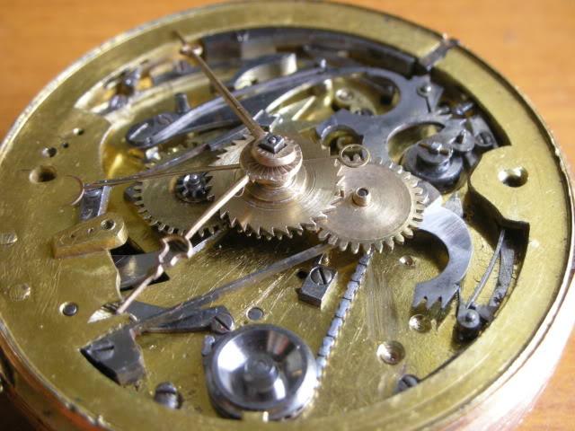 cloche - Restauration complète d'une montre à sonnerie sur cloche en images  DSCN2897