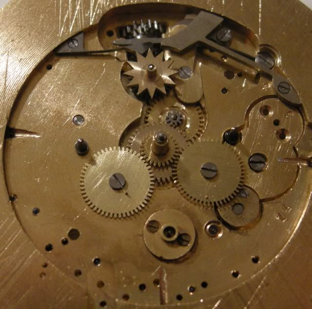 Cleaning of a complicated ball watch with moon phase (lots of pictures !) DSCN6205-1