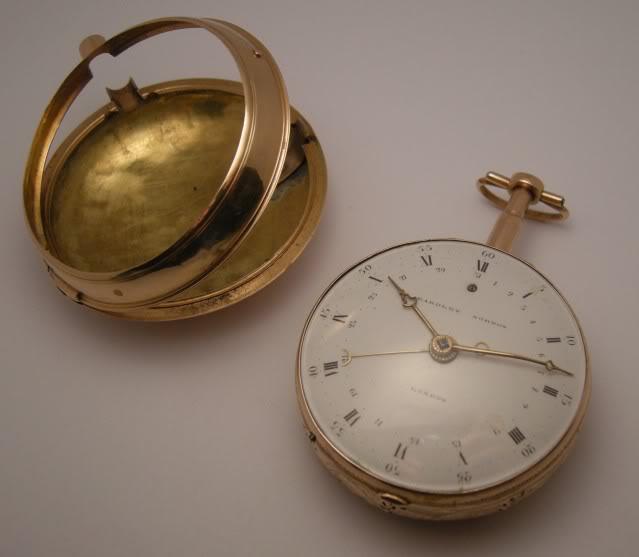 cloche - Restauration complète d'une montre à sonnerie sur cloche en images  DSCN9799-1