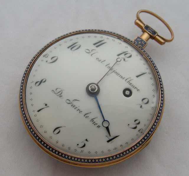 poche - Une montre de poche exceptionnelle DSCN9983-1-1