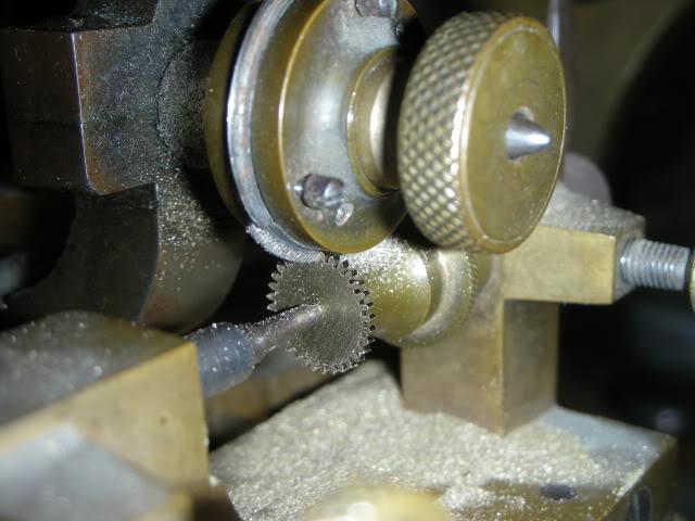 cloche - Restauration complète d'une montre à sonnerie sur cloche en images  Arrondissage32dts