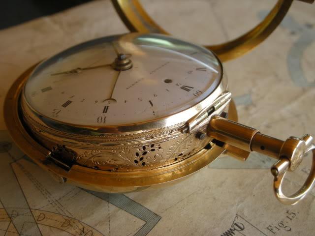 cloche - Restauration complète d'une montre à sonnerie sur cloche en images  Cadarnboite