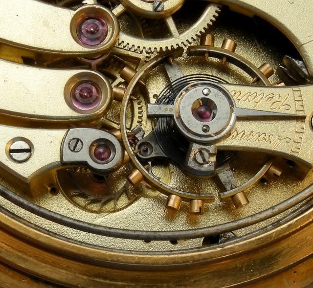 "A rare ""Grande Sonnerie"" pocket watch DSCN0006-1-2"