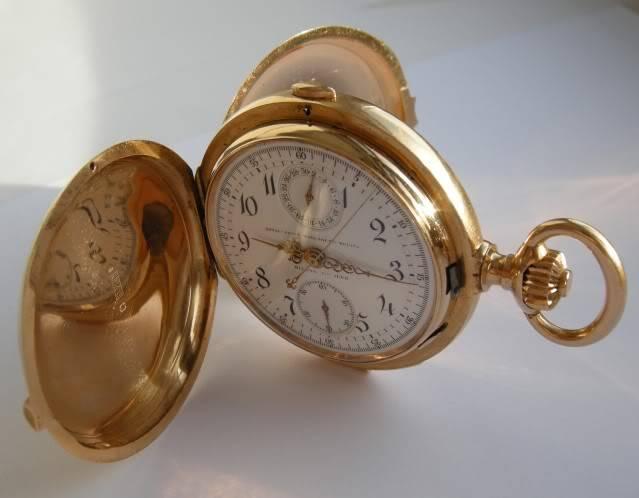 Association horlogère suisse : quarter repeater and chronograph DSCN0199-1-1
