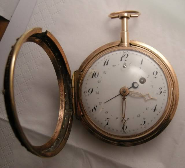 Deux belles montres à verge en or pour le plaisir des yeux DSCN0923-1