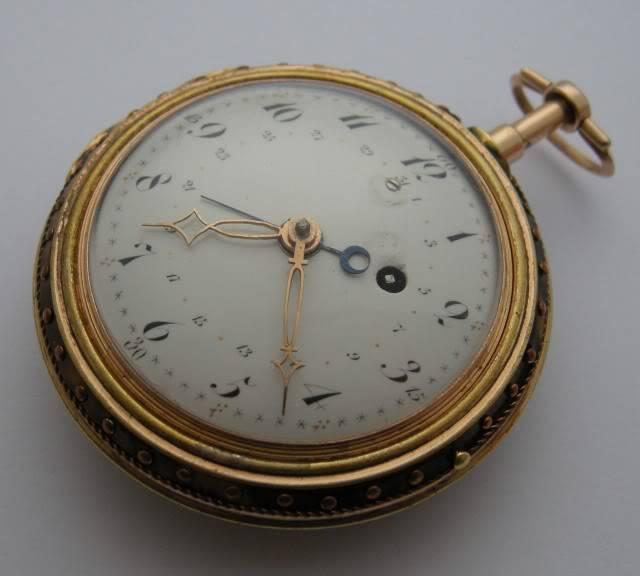 Deux belles montres à verge en or pour le plaisir des yeux DSCN0980-1