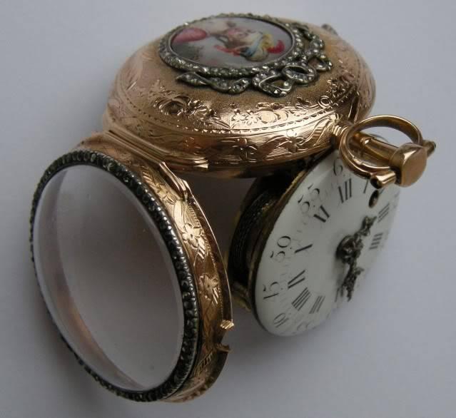 Deux belles montres à verge en or pour le plaisir des yeux DSCN1088-1