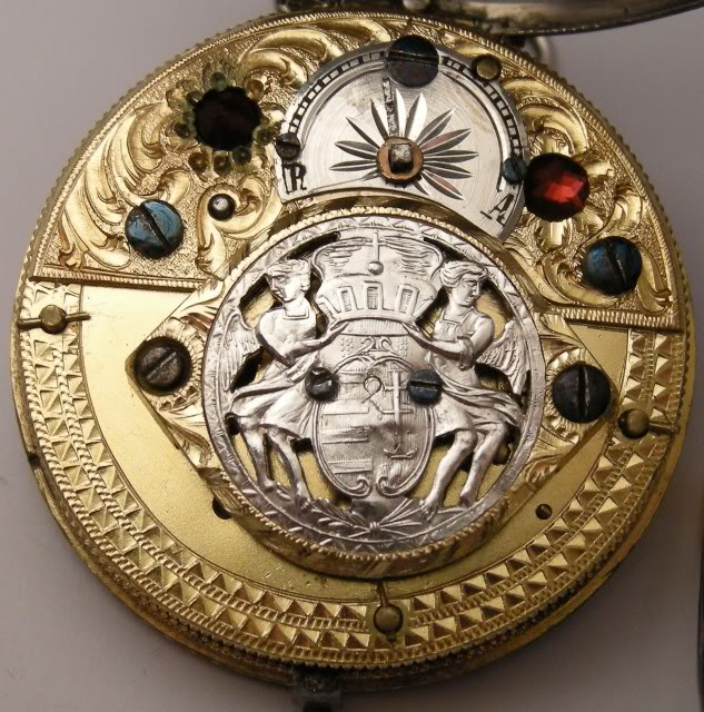 Restoration of an enameled verge pocket watch  DSCN1855-1