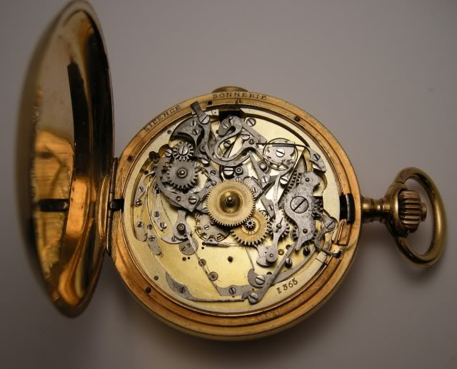 "A rare ""Grande Sonnerie"" pocket watch DSCN9744-1-1"