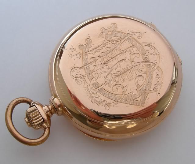 Je suis tombé en extase devant cette montre qui vient de Belgique ...  DSCN9775-1