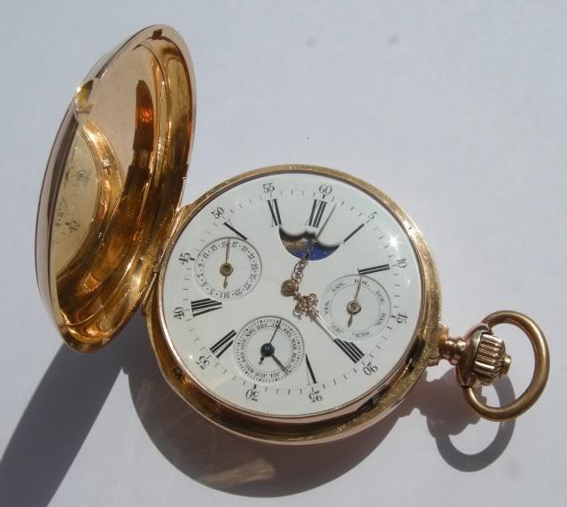 Je suis tombé en extase devant cette montre qui vient de Belgique ...  DSCN9781-1-3
