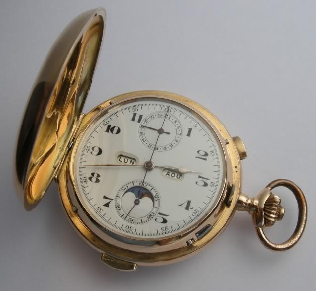 Le Phare, quarter repeater, chronograph, calendar, moon phase DSCN9975-1-3