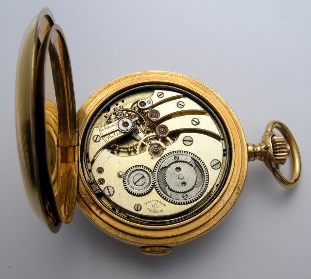 "A rare ""Grande Sonnerie"" pocket watch DSCN9989-1-4"