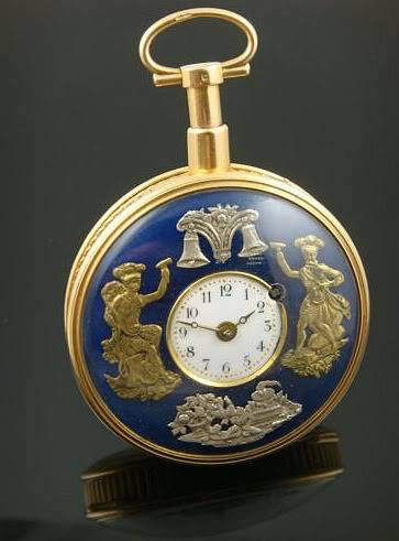 IMPORTANT GUIDE : how to recognise FAKE AUTOMATON POCKET WATCHES Aut3