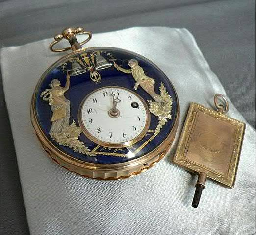 IMPORTANT GUIDE : how to recognise FAKE AUTOMATON POCKET WATCHES Automates