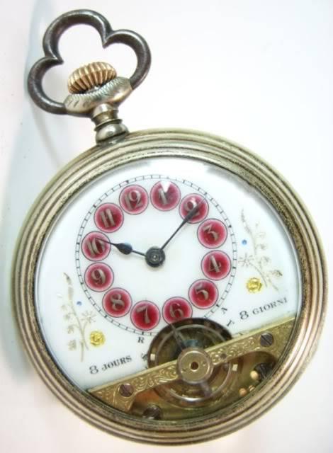 Premier achat de montre de gousset... - Page 3 Hebdo3