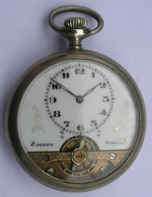 Premier achat de montre de gousset... - Page 3 Hebdo4