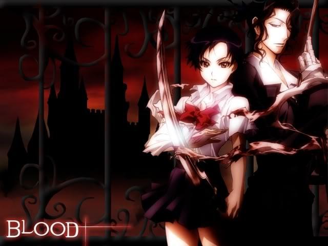 [DD] (Anime) Blood + (Megaupload) [50/50] Blood-plus