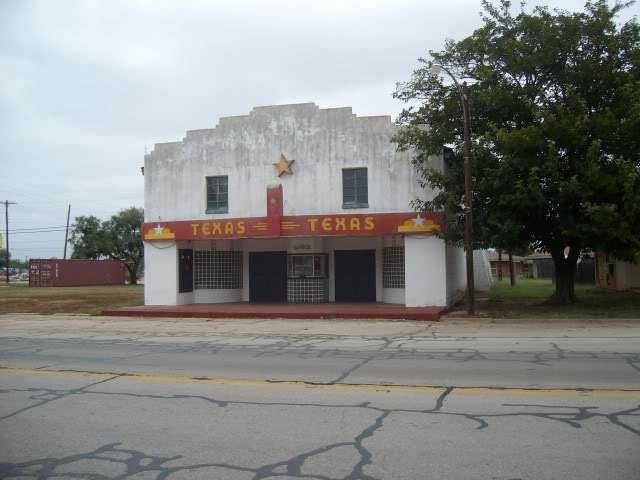 Texas Theatre, Bronte, TX BronteTheatre