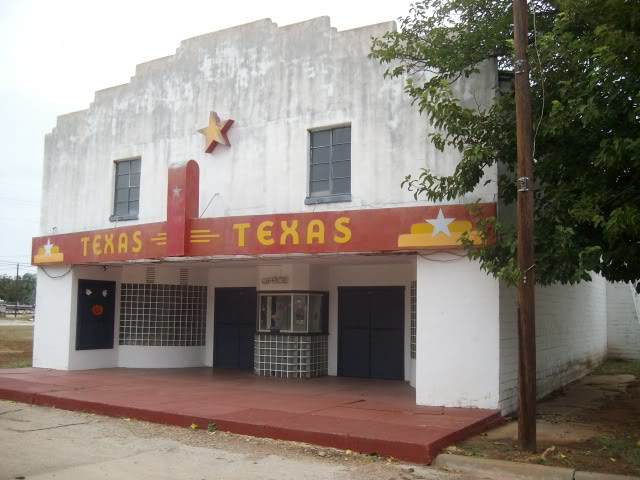 Texas Theatre, Bronte, TX BronteTheatre1