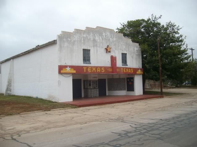 Texas Theatre, Bronte, TX BronteTheatre13