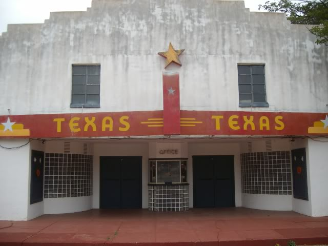 Texas Theatre, Bronte, TX BronteTheatre14