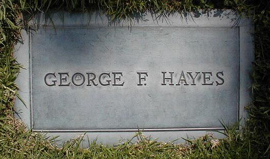 """George """"Gabby"""" Hayes Hayesgeorge"""