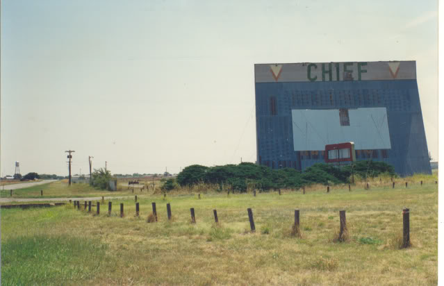Nice Old Drive Ins Chiefdrive-inQuanahTX