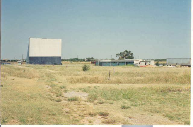 Nice Old Drive Ins Chiefdrive-inQuanahTX002