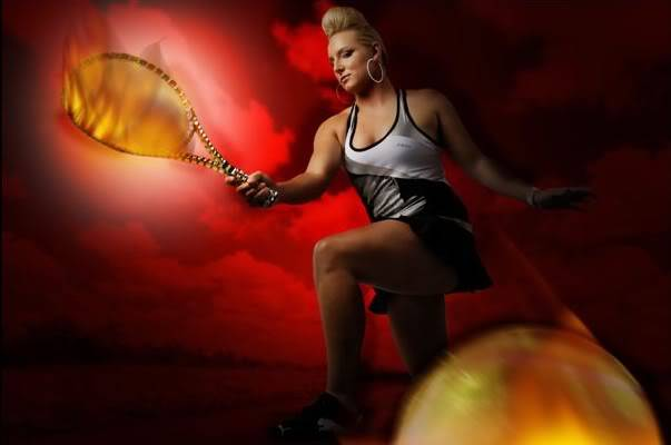 Bethanie Mattek-Sands Photoshoot3