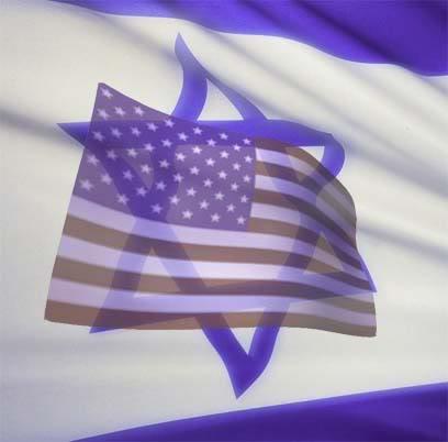 Images Israélites et Messianiques Israel--American-flags