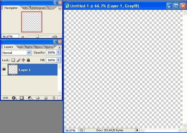 Tạo con dấu bằng PhotoShop 1-1