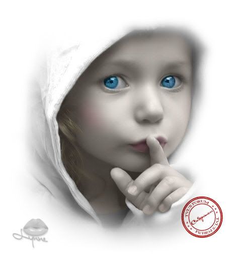 Tạo con dấu bằng PhotoShop Child