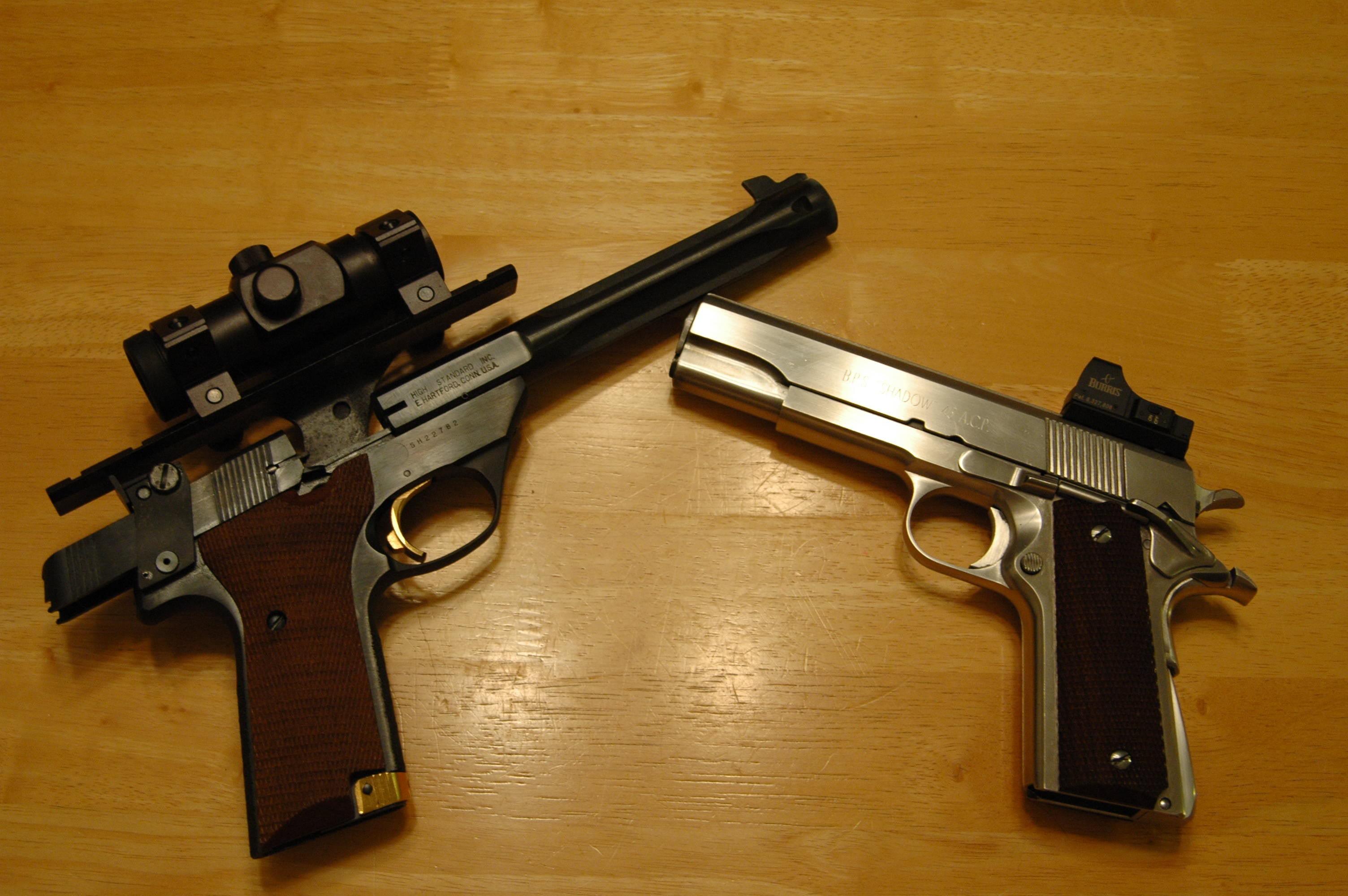 Show Me Your Bullseye Pistols - Page 2 DSC_0923