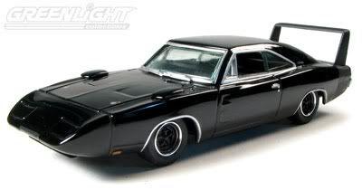 Mais Black Bandit 27640---1969-Dodge-Charger-1