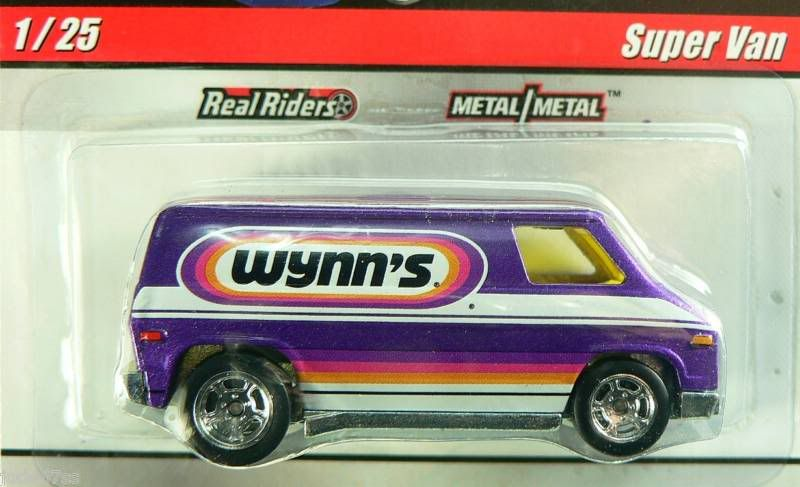Hot Wheels Delivery Slick Rides D1