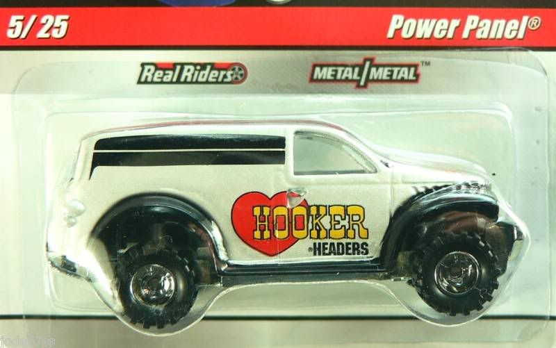 Hot Wheels Delivery Slick Rides D5