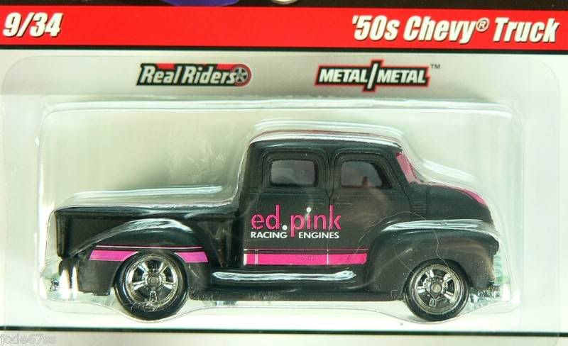Hot Wheels Delivery Slick Rides D9