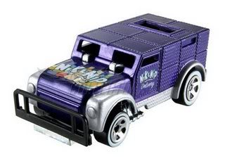 Hot Wheels Delivery (Sweet Rides) Sweet10