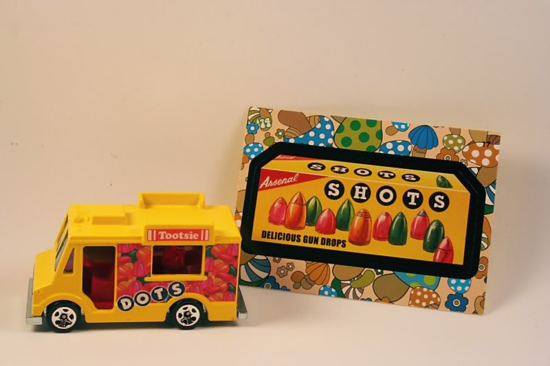 Hot Wheels Delivery (Sweet Rides) Sweet31