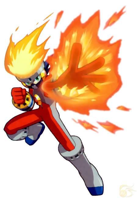 Avaliable NetNavis FireSoul