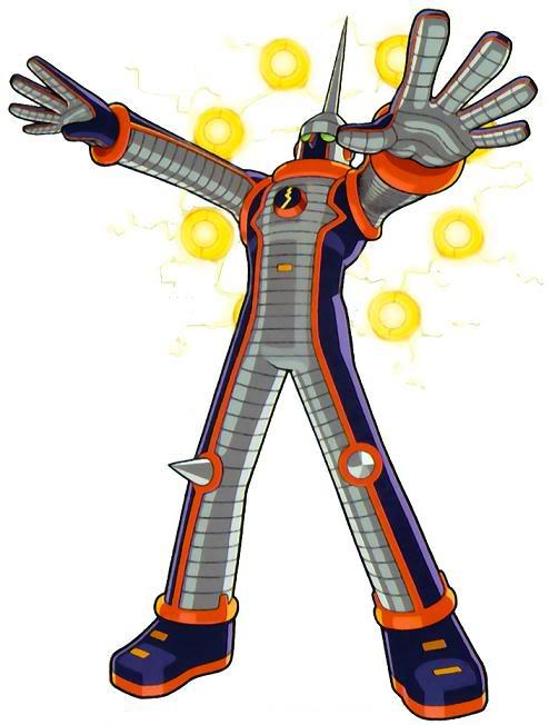 Avaliable NetNavis ThundermanEXE