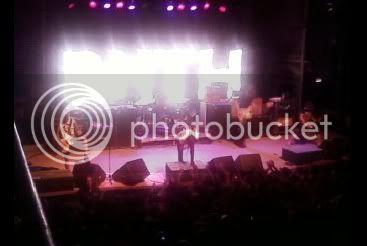 Bring Me The Horizon concert xD BMTH5